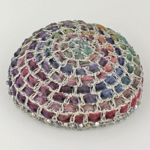 Mixed Media Kippot