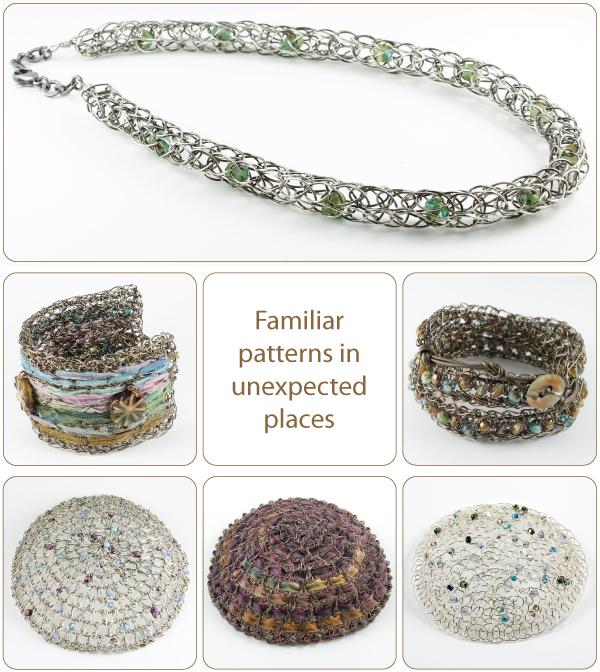 Hermosa Kippah Crochet Pattern Galería - Patrón de Vestido de Novia ...